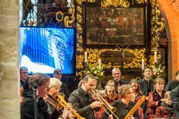 Abschlusskonzert im Dom_RIAS Kammerchor und Capella de la Torre (c) Detlev Müller