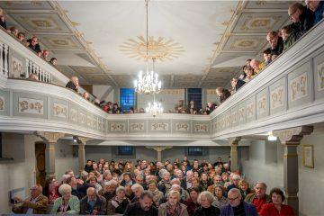 Konzert mit Lesung in Helbigsdorf (c) Detlev Müller